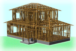 木造在来工法